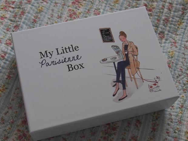 My Little Parisienne Box