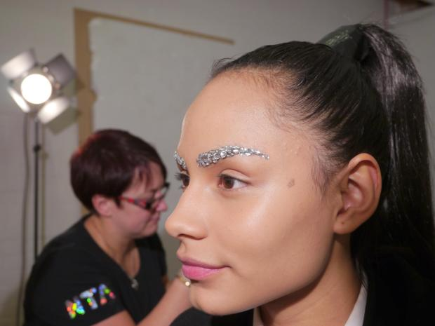 Bling Brow Art Deco