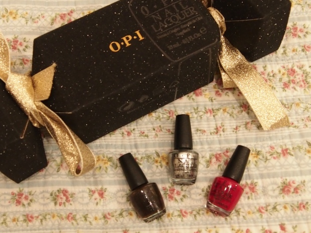 OPI Christmas cracker OPI nail lacquer