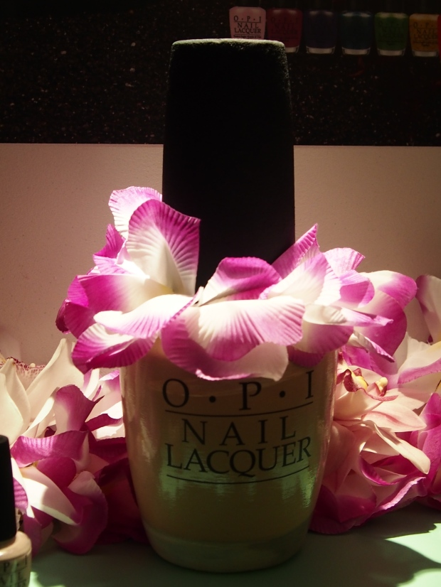 OPI Bottle