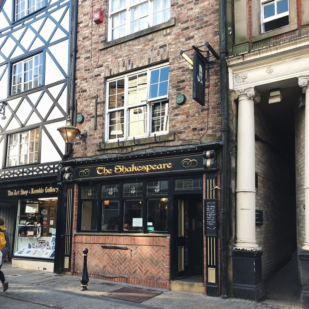 The Shakespeare Pub Durham