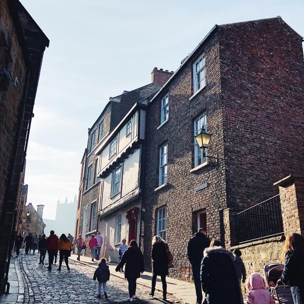 Durham streets