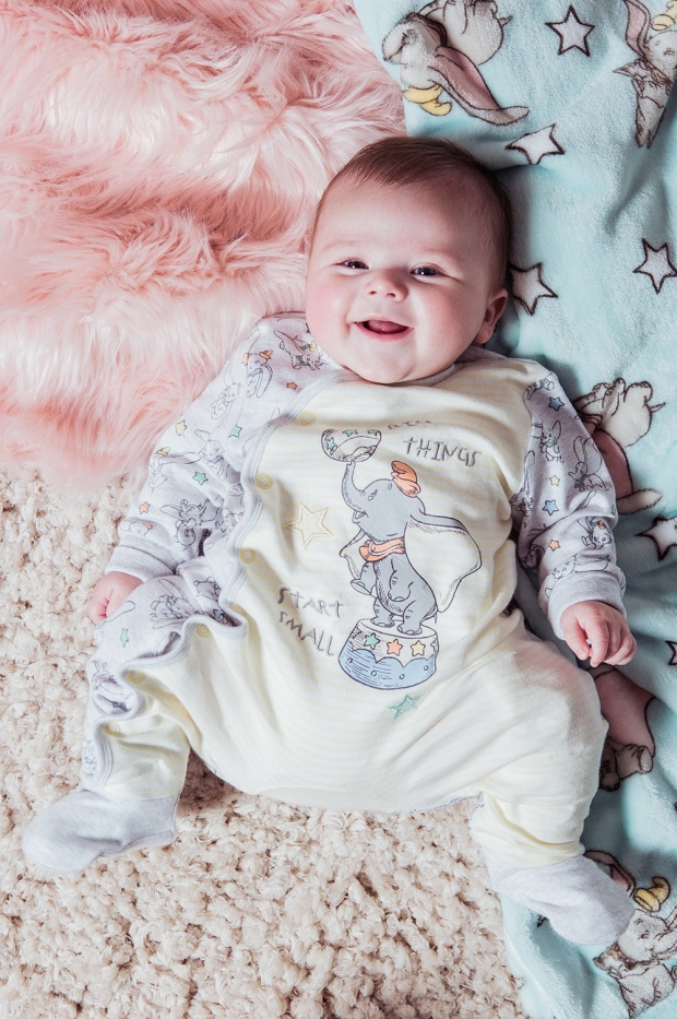 Baby Primark dumbo