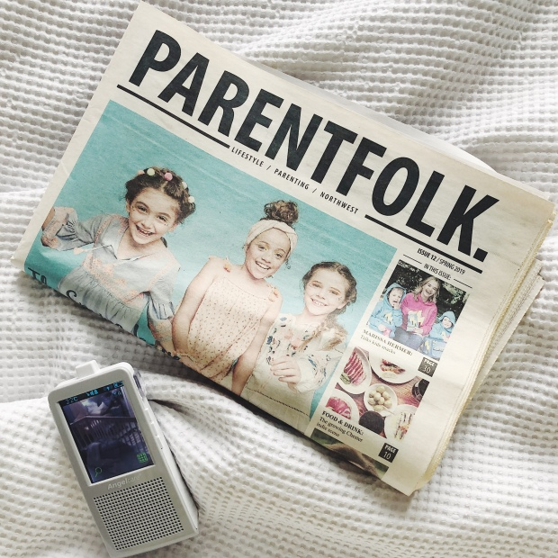 ParentFolk newspaper