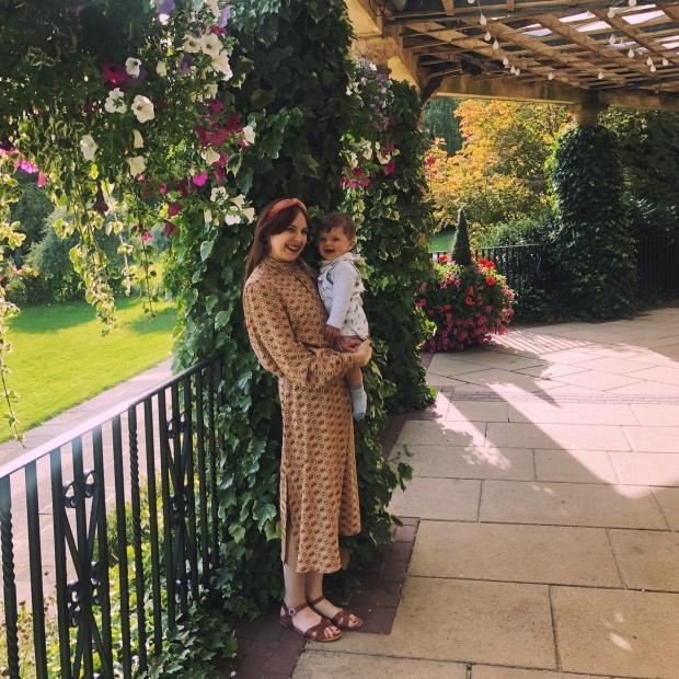 Mum and baby Harrogate