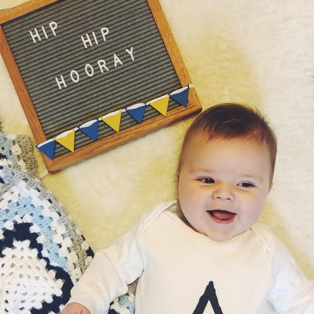 Baby DDH hip dysplasia pavlik harness