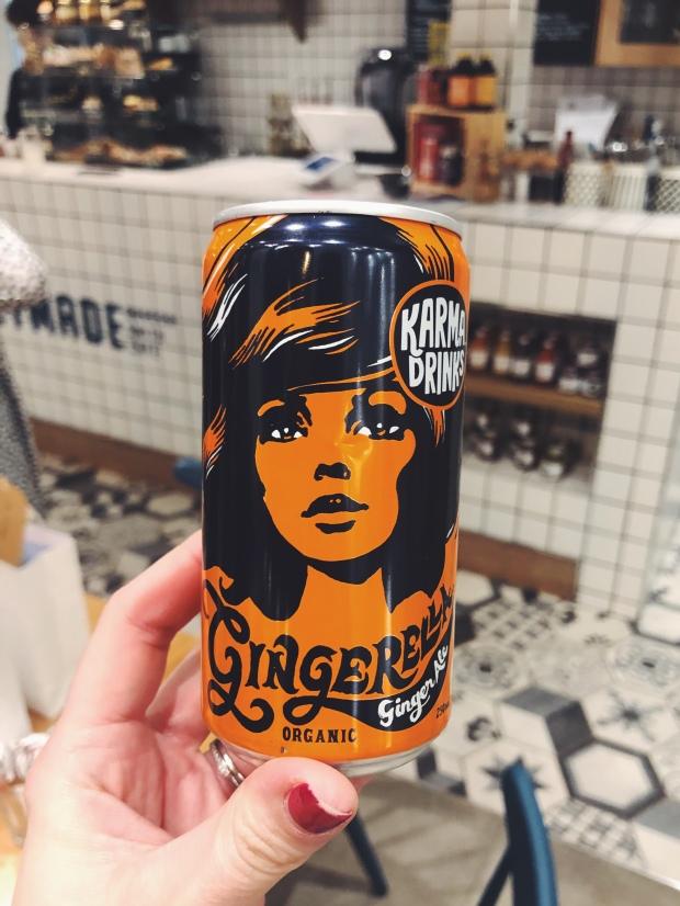 Ginger beer cafe
